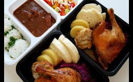 Polední menu, obědy s sebou