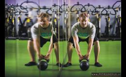 Kettlebell swing - cvičení s osobním trenérem