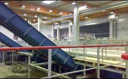 Kompletní dodávka dřevozpracujících technologií