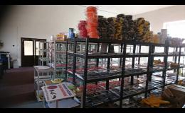 Bezpečnostní značení - prodejna - bezpečnostní tabulky, značení budov