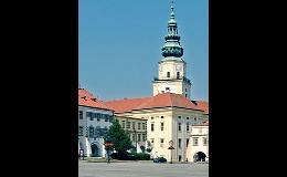 Kostel na náměstí