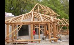 Výroba, dodávka a montáž střešních konstrukcí