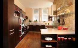 Moderní kuchyně se zárukou Zlín