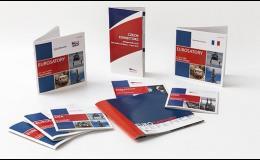 Výroba a tisk brožur, plakátů podle požadavků zákazníka