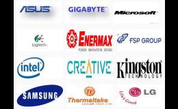 Kompletní prodej i v eshopu počítačů a elektroniky, komponenty