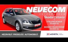 Škoda Octavia - akce v Nevecomu spol.s.r.o.