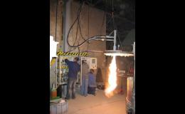 montáže, opravy, zkoušky a revize průmyslových plynovodů