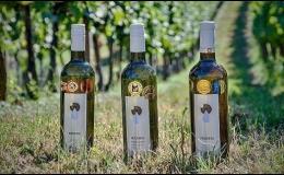 Kvalitní vína z jižní Moravy