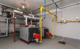 Revize plynových kotlů, průmyslových a domovních plynovodů, plynových kotelen  Třebíč