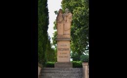 Pomník obětem II. světové války