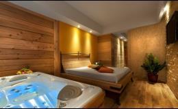 CEDRUS SPA – Luxusní privátní saunování – PO CELÝ ROK!