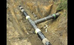 Projektování plynovodů