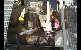 Opravy ropovodů