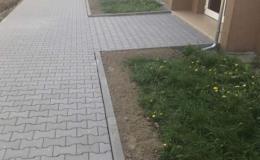 Výstavba, rekonstrukce chodníků, parkovišť Brno-venkov