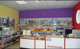 Prodej stavebních hmot