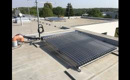 Instalace solárních systémů - Viessmann Vitosol