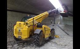 Půjčovna stavební techniky Ostrava