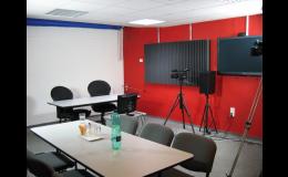 Studio pro mediální trénink