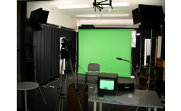 Klíčovací studio, pro natáčení, Praha