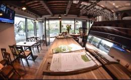 Restaurace a kavárna Terasy Café