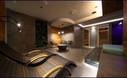 Wellness, Finská sauna nebo Infrasauna Terasy Café