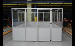 Výrobky z hlinikových profilů