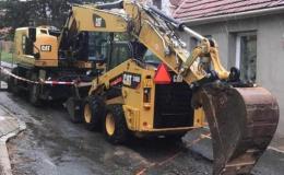 Stavba, oprava pozemních dopravních komunikací Brno-venkov