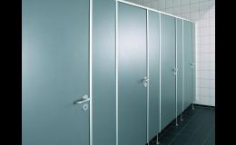 Výroba sanitárních a WC příček