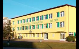 Základní škola Jana Wericha cizí jazyky, tělesná výchova Praha 6
