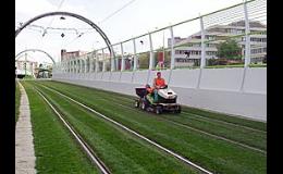 Zelené koleje