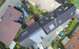 Dodávka a prodej střešních betonových tašek Zenit