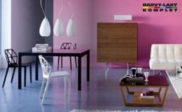 Interiérové barvy - prodej, poradenství Opava