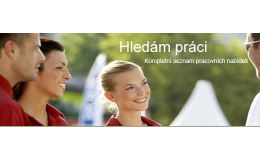Personální agentura Praha