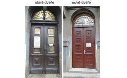 Protipožární dveře od českého výrobce