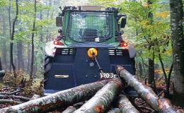 Dodávka a servis kvalitní lesní techniky