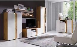 Internetový obchod s nábytkem - obývací stěny, pohovky, gauče