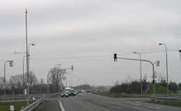 Sloupy pro místní rozhlas i dopravní značení