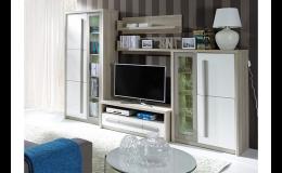 Moderní obývací stěny - nákup přes e-shop
