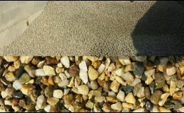 Štěrk, struska, písek Opava