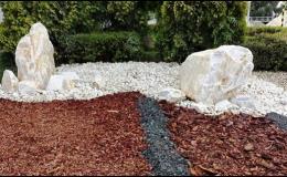 Okrasné kamenivo Opava