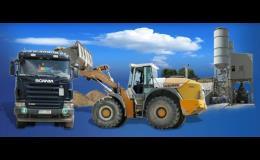 Výroba a doprava betonu
