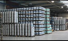 KSO AST GmbH  Anna Petrova KEG sudy nerezove pivni, jehly fitingy