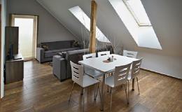 Apartmány s kuchyní, ubytování pro rodiny s dětmi Znojmo