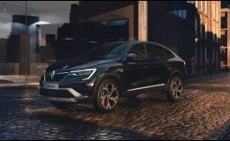 Nový Renault Arkana - exkluzivní verze R.S. Line