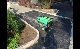 Frézování asfaltu