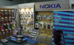 Velký výběr telefonů a elektroniky