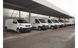 Půjčovna vozů - osobní i užitkové automobily Ostrava, Havířov