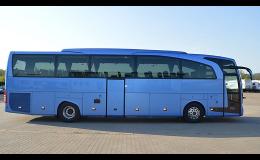 Autobusová a nákladní doprava
