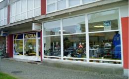 Prodejna autodíly, náhradní díly pro vozy všech značek Třebíč