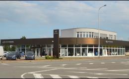 Autosalon Hyundai a Mazda v Ostravě
